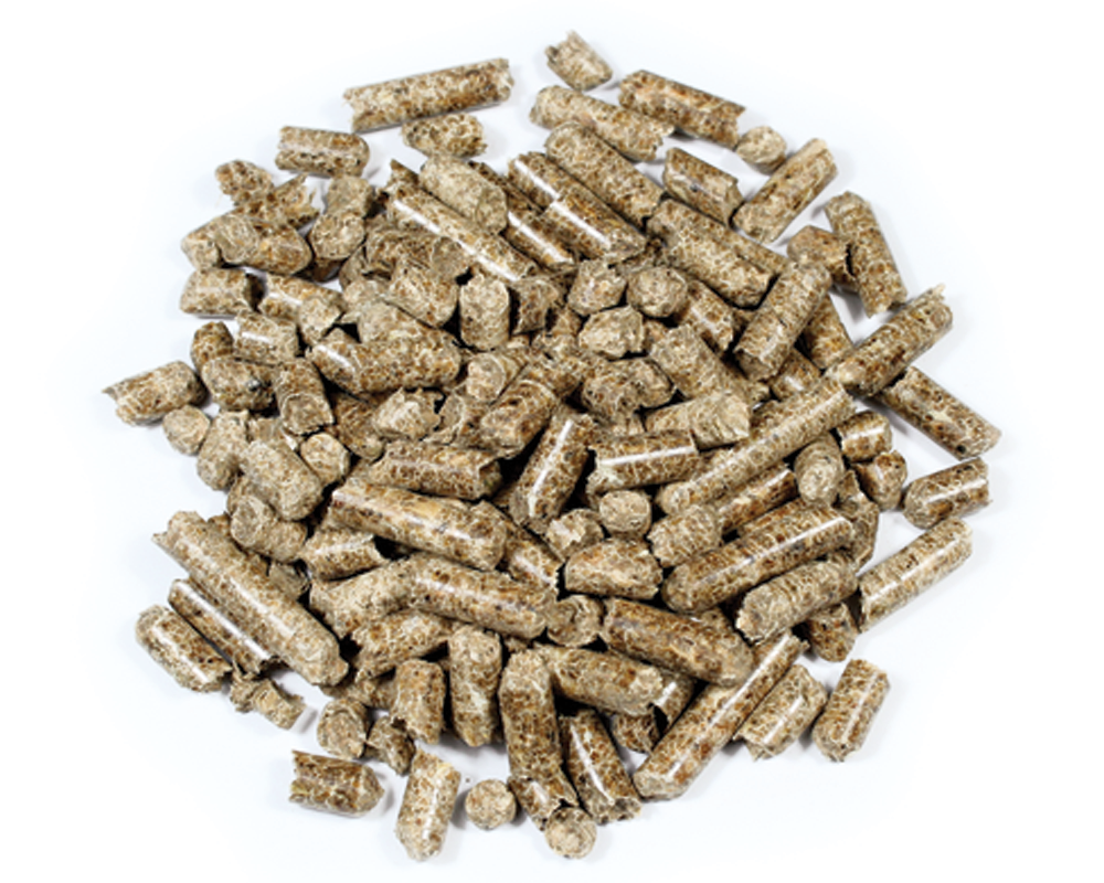 Hard Wood Pellets (8 quarts)