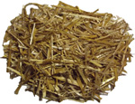 1 Cubic Foot of 100% Natural Wheat Straw