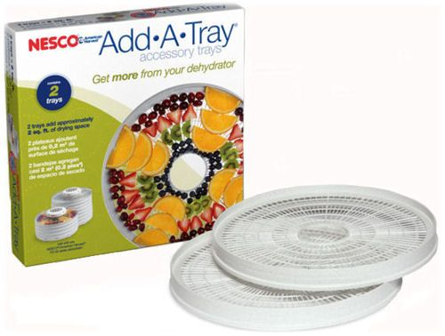 Nesco® Add-A-Tray [FD-37 and FD-39P - Set of 2]