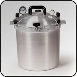 All American Model #925 25 Qt. Pressure Cooker