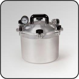 All American Model #910 10.5 Qt. Pressure Cooker