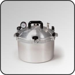 All American Model #1915X Non-Electric 15 Quart Sterilizer