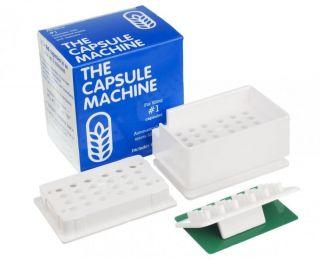 The Capsule Machine -1-