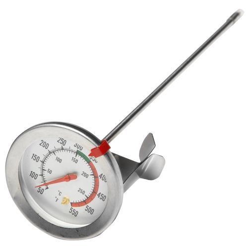 """12"""" Long Stem Thermometer"""