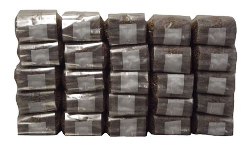 25 Pounds of Sterilized Rye Berries Mushroom Substrate
