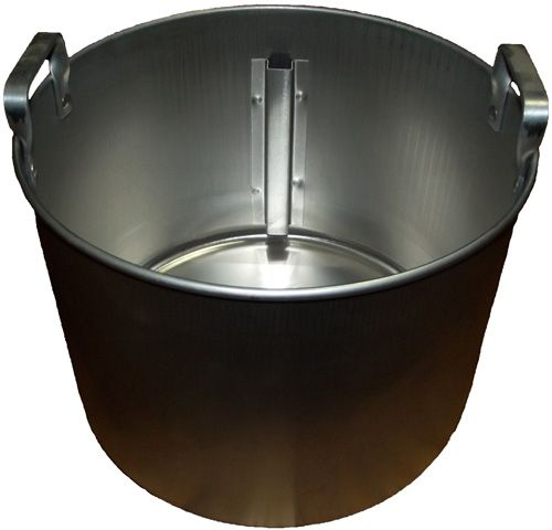 All American Sterilizer 2164: Aluminum Container
