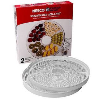 Nesco® Add-A-Tray [FD-25, 27, 28JX, 35 -Set of 2]