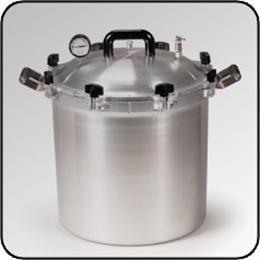 All American Model #1941X Non-Electric 41 Quart Sterilizer