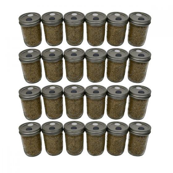 24 X brf jars
