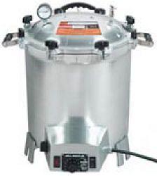 All American Model #75X 41 Quart Electric Sterilizer