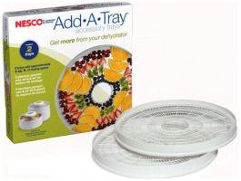Nesco® Add-A-Tray [FD-37 and FD-39P - Set of 2]