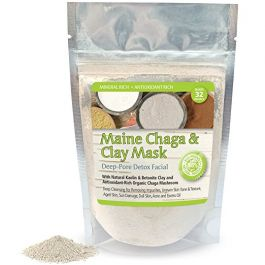 Maine Chaga & Clay Mask