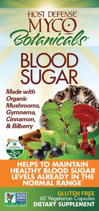 MycoBotanicals™ - Blood Sugar