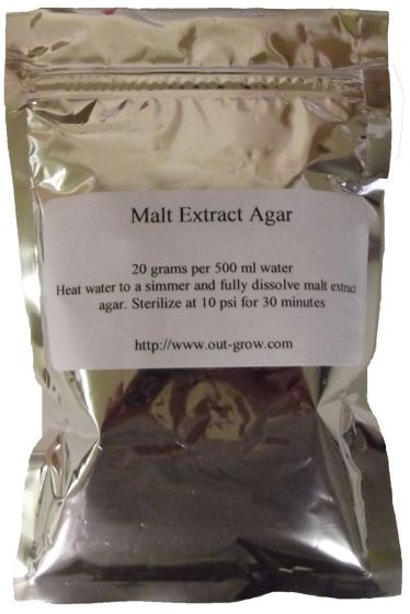 Dehydrated Malt Extract Agar (MEA)