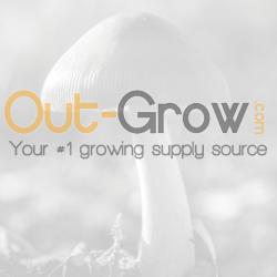 100lbs Manure Based Mushroom Substrate