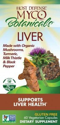 MycoBotanicals™ - Liver