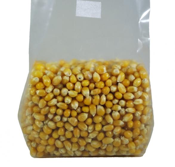 Sterilized Popcorn Mushroom Substrate Bag