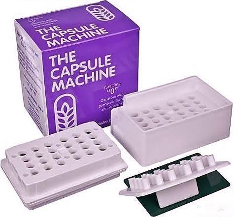 The Capsule Machine -0-
