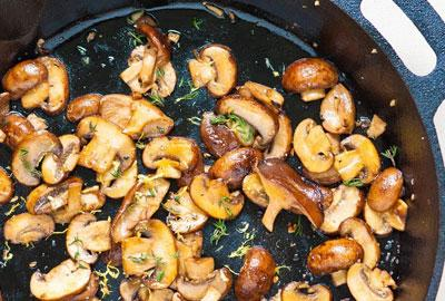 Cooking Baby Bella Mushrooms the Right Way